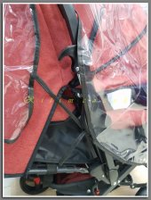 Bebek Arabasi Yagmurlugu Alt Bagcikli Puset Yagmurluk Fitalatsiz Bebek Arabasi Yagmurluk-2