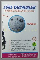 Bebek Arabasi Yagmurlugu Alt Bagcikli Puset Yagmurluk Fitalatsiz Bebek Arabasi Yagmurluk-3
