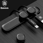 Baseus Cross Peas Cable Clip Kablo Düzenleyici...