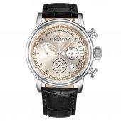 895.02 Stührling Chronograph 42mm İsviçre Üretimi Erkek Kol Saati