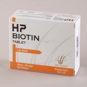 Hp Biotin 1 Mg 100 Tablet