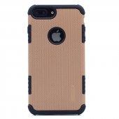 Apple iPhone 8 Plus Lopard Armour Youyou Kapak Kılıf-4