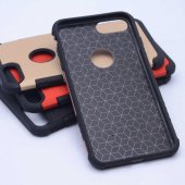 Apple iPhone 8 Plus Lopard Armour Youyou Kapak Kılıf-7
