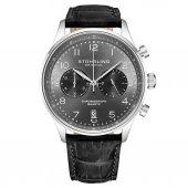 896.02 Stührling Chronograph 42mm İsviçre Üretimi Erkek Kol Saati