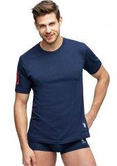 U.s. Polo 80150 Yuvarlak Yaka Kısa Kol Erkek T Shirt