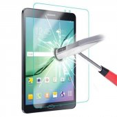 Samsung Galaxy Tab A T550 9.7 Ekran Koruyucu Temperli Cam Koruma
