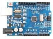 Arduıno Uno R3 Ch340 Çip+usb Kablo
