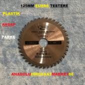 Venüs Elmas Testere Ahşap Kesici 125 Mm Avuç Taşlamalar İçin