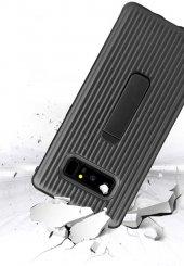 Samsung Galaxy Note 8 Kılıf Lopard Wave Standlı Mıknatıslı Arka K-6