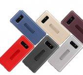 Samsung Galaxy Note 8 Kılıf Lopard Wave Standlı Mıknatıslı Arka K-11