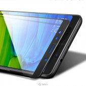 Xiaomi Redmi 5 Plus Kenarları Kırılmaya Dayanıklı Cam Ekran Koruy