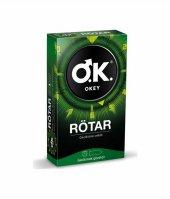 Okey Rotar Prezervatif 10lu