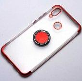 Huawei P20 Lite Kılıf Lopard Gess Silikon Kapak Arka Koruma Kabı-11