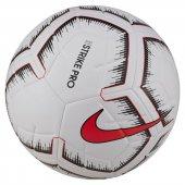 Nıke Sc3937 100 Nk Strk Pro Fıfa Futbol Topu Beyaz...