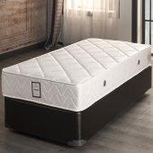 Full Ortopedik Lüks Bebek Yatağı 60x120 Ergonomik Yaylı Yatak Venezia