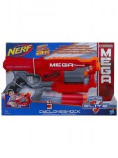 Nerf N-Strike Mega Cyclone Shock Hasbro Orjinal