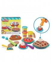Playdoh Yaratıcı Mutfağım Turta Eğlencesi Hasbro Lisanslı-2