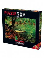 Puzzle 500 Parça Yedigöller Anatolian-2