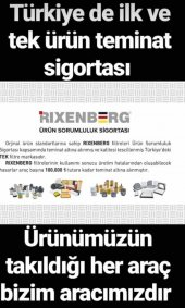HYUNDAI ELANTRA Yağ Filtresi 2010 2017 Benzinli RİXENBERG-4