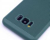 Samsung Galaxy S8 Kılıf Lopard Felix Silikon Kapak Arka Koruma