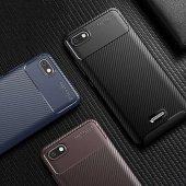 Edelfalke Xiaomi Redmi 6A Negro Silikon Kılıf-4
