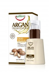 Equilibra Saf Argan Yağı 30 Ml Argan Olio Puro Oil