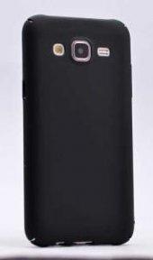 Samsung Galaxy J7 Kılıf Lopard 3A Rubber Arka Kapak-5