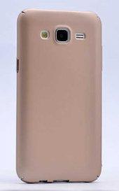 Samsung Galaxy J7 Kılıf Lopard 3A Rubber Arka Kapak-7