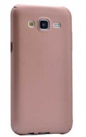 Samsung Galaxy J7 Kılıf Lopard 3A Rubber Arka Kapak-12