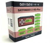 Satfinder2 Hd Plus Full Hd Dijital Ekranlı Uydu...
