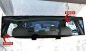 Geniş Açılı Kolay Montajlı Araç Kör Nokta Dikiz Aynası-3