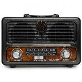 NIKULASTAR USB li FM Bluetooth Fenerli Radyo (RDL-4613 BT)
