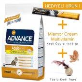 Advance Adult Tavuklu Pirinçli Yetişkin Kuru Kedi Maması 1.5 Kg