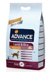 Advance Lamb Kuzu Etli Tüm Irklar İçin Köpek Maması 3 Kg