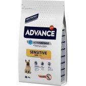 Advance Mini Sensitive Küçük Irk Hassas Somonlu Köpek Maması 3 Kg