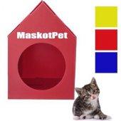 Plastik Kedi Kulübesi Kedi Evi Kulübe