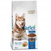 Reflex Balıklı & Pirinçli Köpek Maması 15 Kg