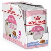 Royal Canin Jelly Instinctive Yaş Yavru Kedi...