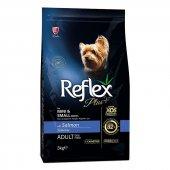 Reflex Plus Mini Small Somonlu Köpek Maması 3 Kg