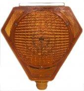 Adr Seti İçin Solarlı Flaşörlü Uyarı Lambası Sarı Ut 8501