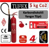 5 Kg Co2 (Karbondioksit) Yangın Söndürme Tüpü 4...