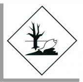 Adr Ambalaj Çevre Doğa İçin Tehlikeli İşareti