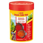 Sera Discus Color Red 100 Ml. 48 Gr