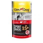 Gımdog Sport Snacks Sığırlı 60 Gr