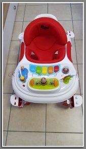 Babyhope 212 Royal Sallanir Bebek Yurutec Bebek Orumcek - Kirmizi