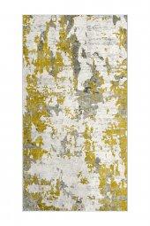 Passion 7003 100x300cm Sarı Kaydırmaz Halı