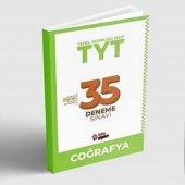 Metin Yayınları Tyt Coğrafya 35 Deneme Sınavı