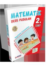 Mercek Yayınları 2.sınıf Matematik Ders Pusulam
