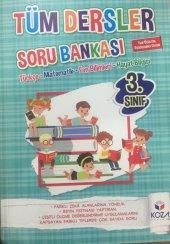 Koza Yayınları 3.sınıf Tüm Dersler Soru Bankası