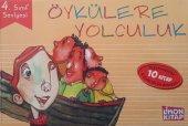 Limon Kitap 4.sınıf Öykülere Yolculuk Hikaye Seti